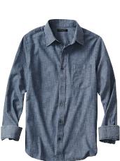 BR-Chambray Shirt