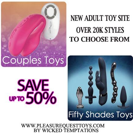 Pleasure Quest Adult Toy Site