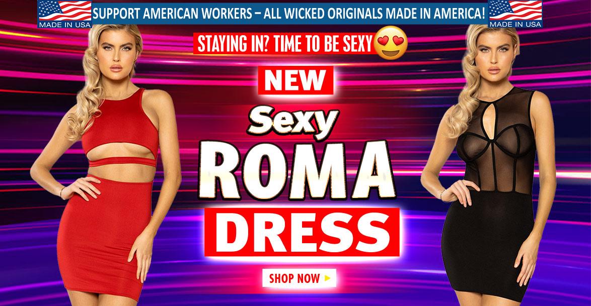 Sexy Roma Dresses