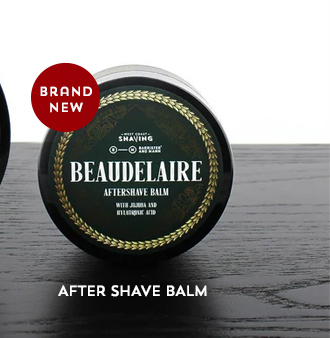 Barrister and Mann After Shave Balm, Beaudelaire