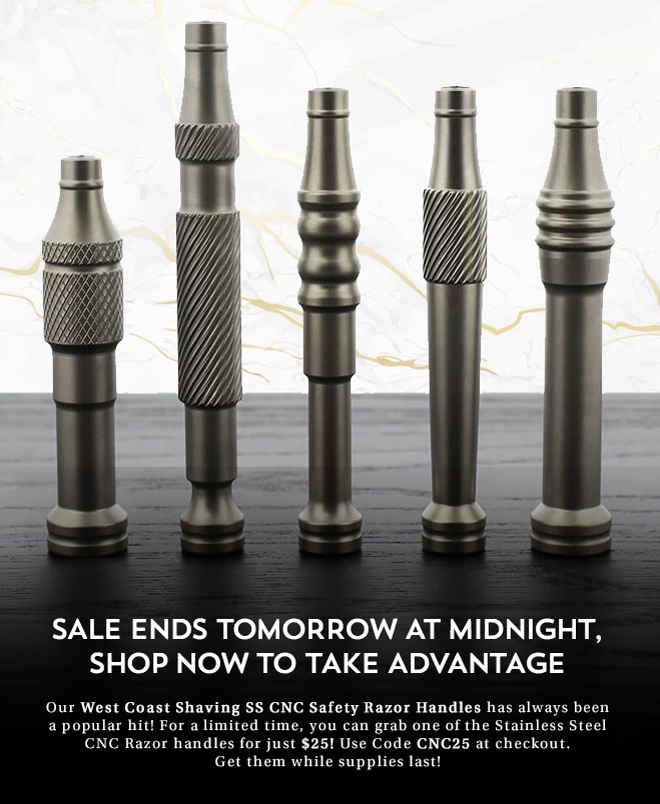 Sales Ends Tomorrow At Midnight, Shop Now To Take Advantage