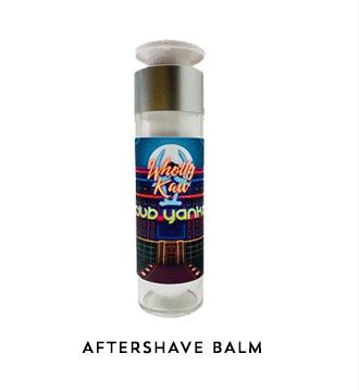 Wholly Kaw After Shave Balm, Club Yanka