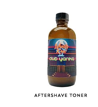 Wholly Kaw After Shave Toner, Club Yanka