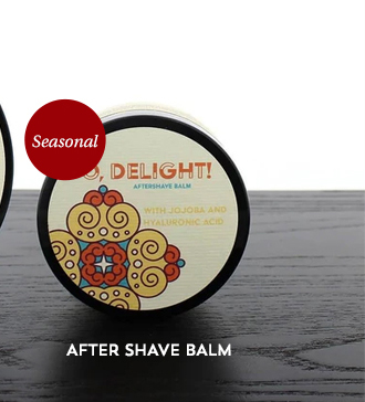 Barrister and Mann After Shave Balm, O,Delight!