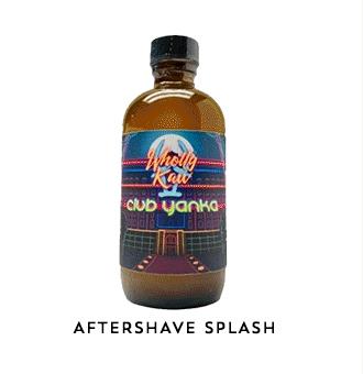 Wholly Kaw After Shave Splash, Club Yanka