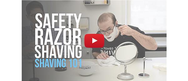 Benefits Of Wet Shaving - Shaving 101
