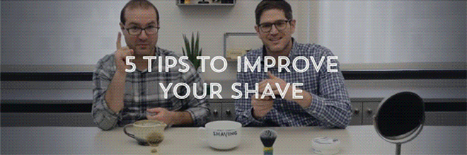 5 Tips To Improve Your Shave