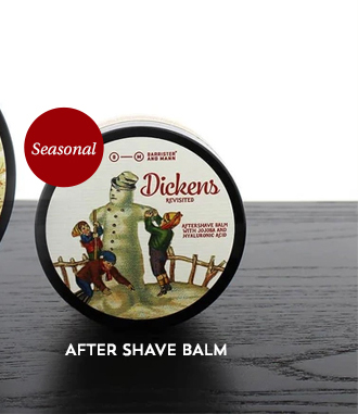 Barrister and Mann After Shave Balm, Dickens Revisited