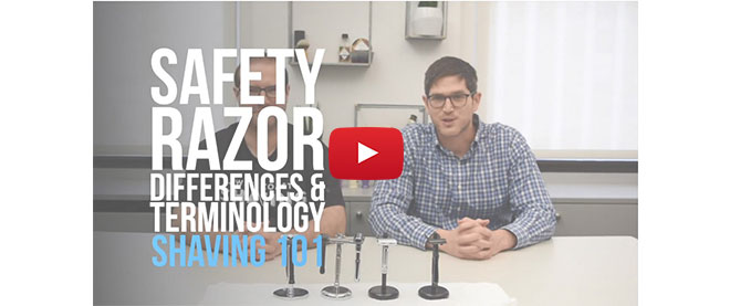 Safety Razor Difference & Technology - Shaving 101