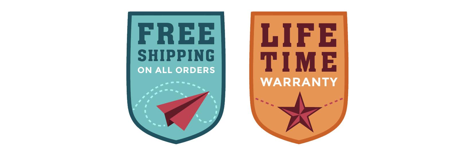 Paria Outdoor Products Warranty Information