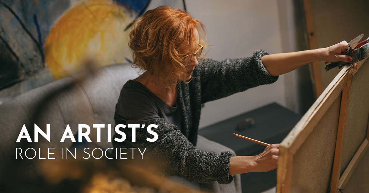 An Artist's Role in Society