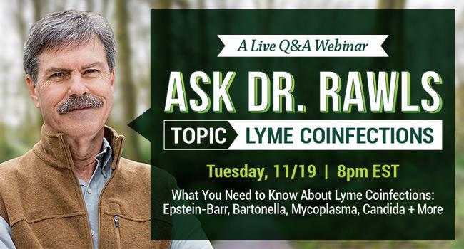 Live Webinar: Ask Dr. Rawls