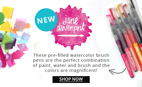 Jane Davenport Mermaid Markers