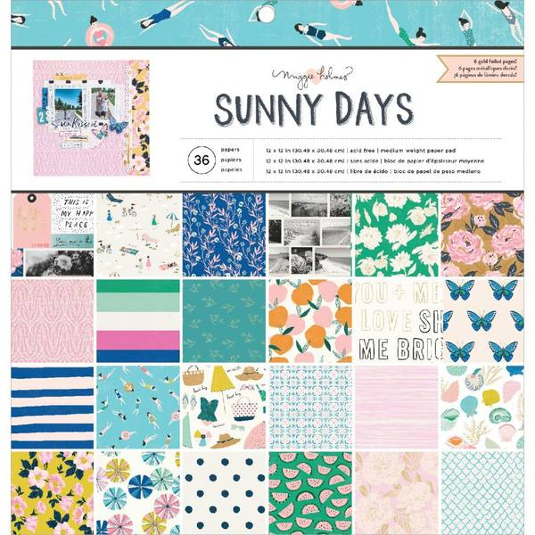 Sunny Days Paper Collection