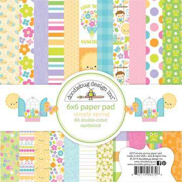Simply Spring Paper Collection