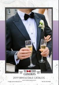 2019 Tuxedo Closeouts Wholesale Catalog
