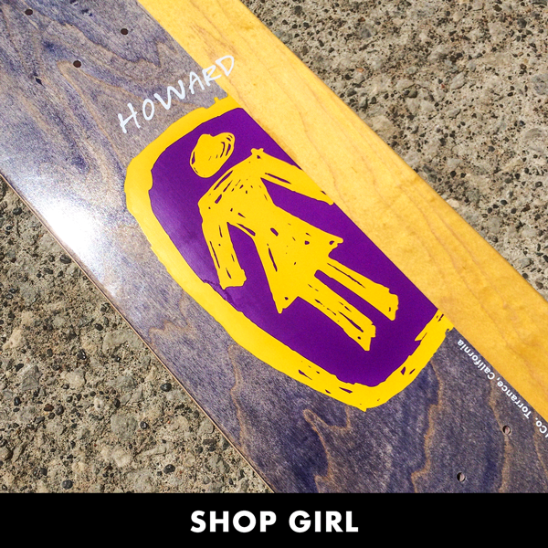GIRL SKATEBAORDS