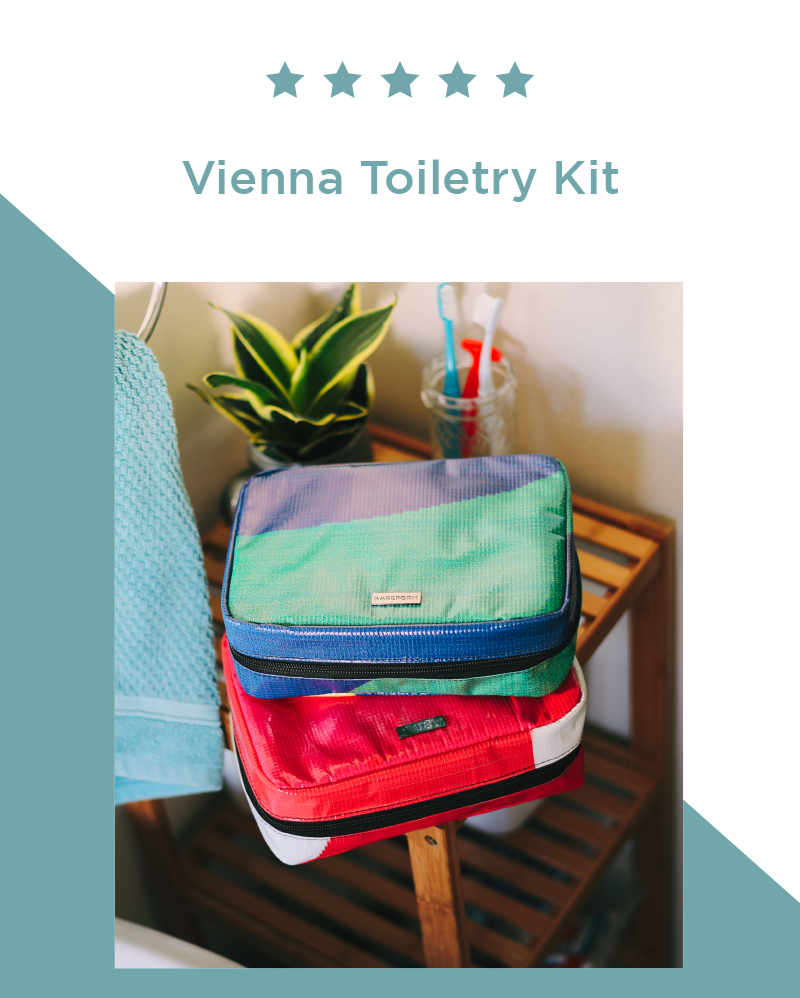 4eff5a0f36d8 The Reviews are in - Toiletry Bags!