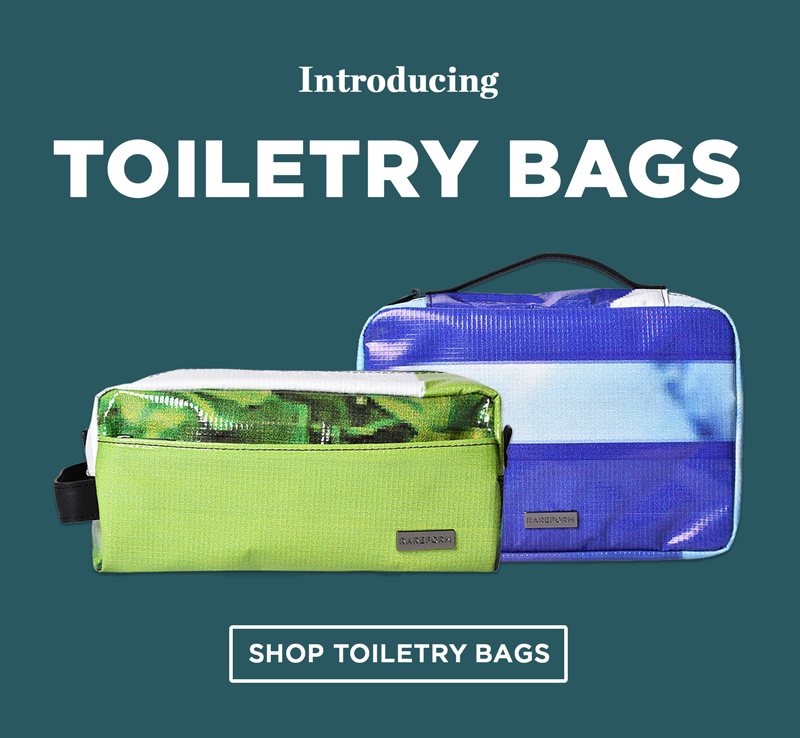2edead017328 NEW  The Toiletry Bag you always wanted.