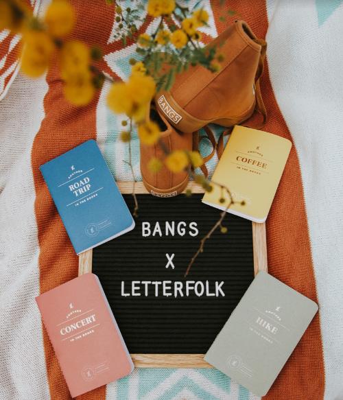 Letterfolk giveaway