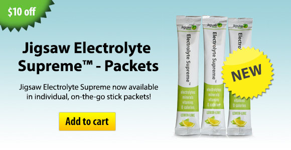 NEW: Jigsaw Electrolyte Supreme - Packets