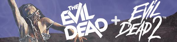 FRIGHT-RAGS — Evil Dead!