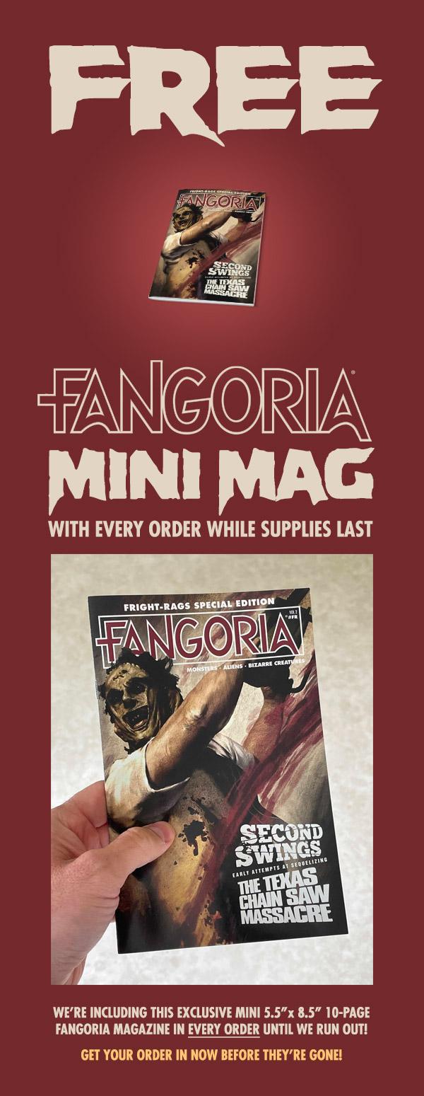 FRIGHT-RAGS - Free Mini Mag!