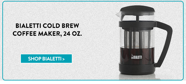 Bialetti Cold Brew Coffee Maker, 24 Oz.