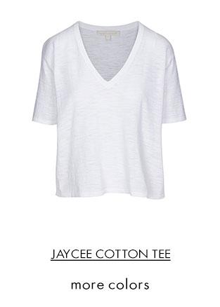 Jaycee Cotton Tee