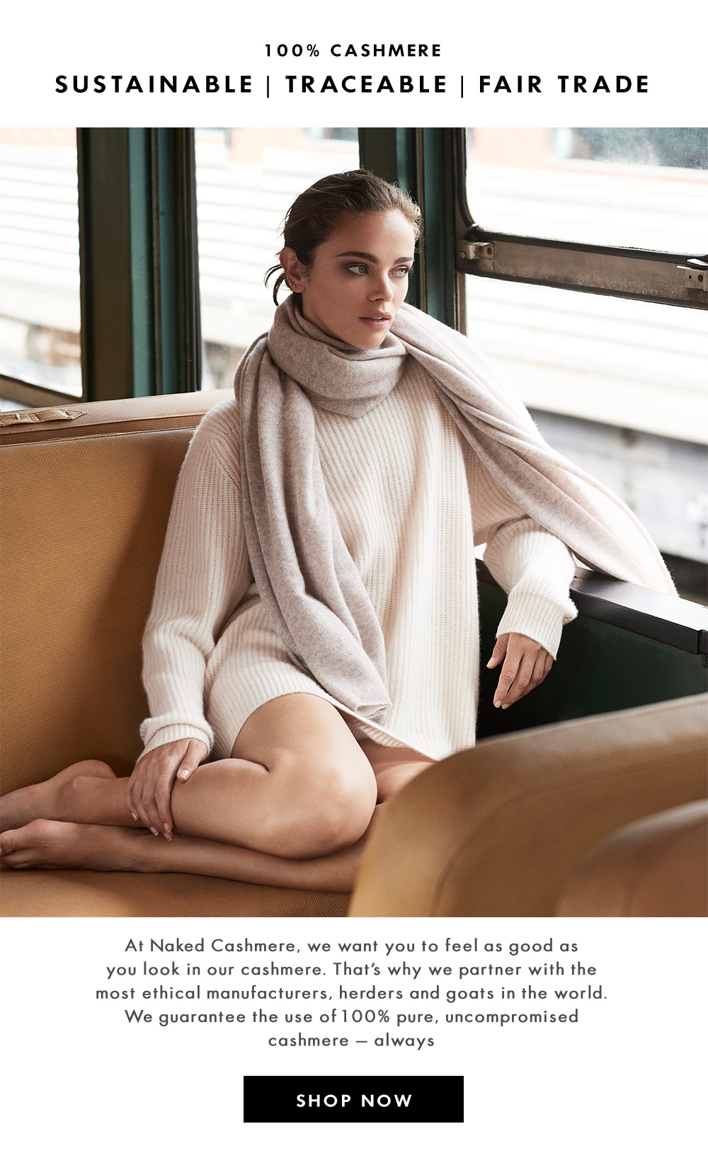 Naked Cashmere