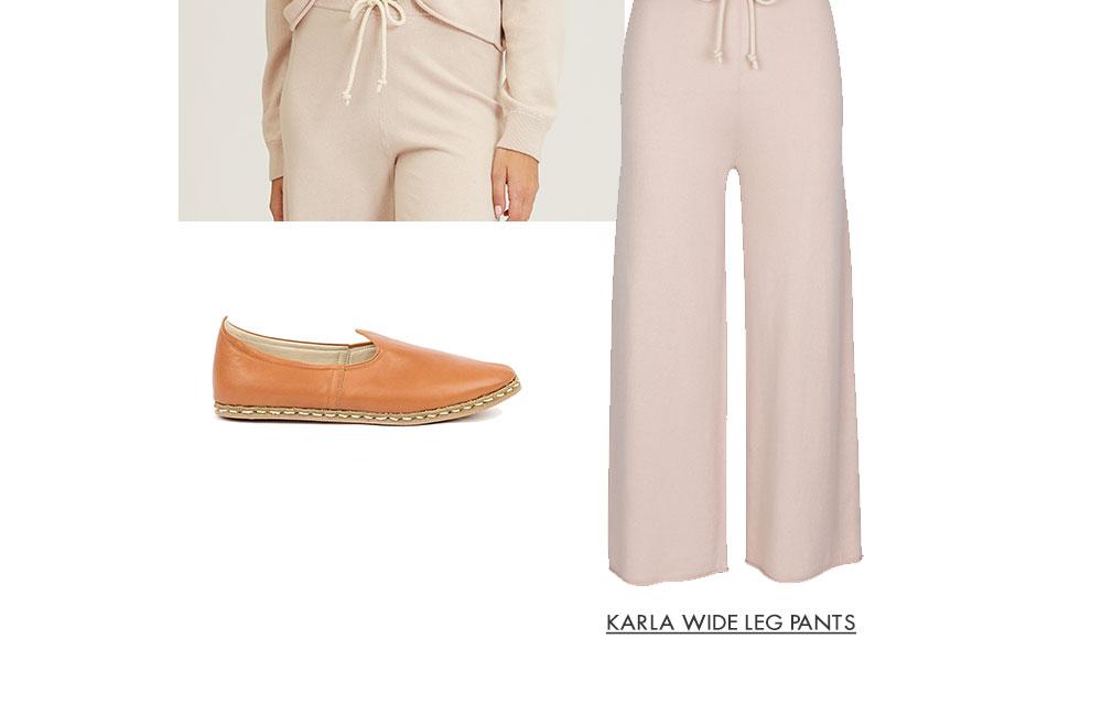 Karla Wide Leg