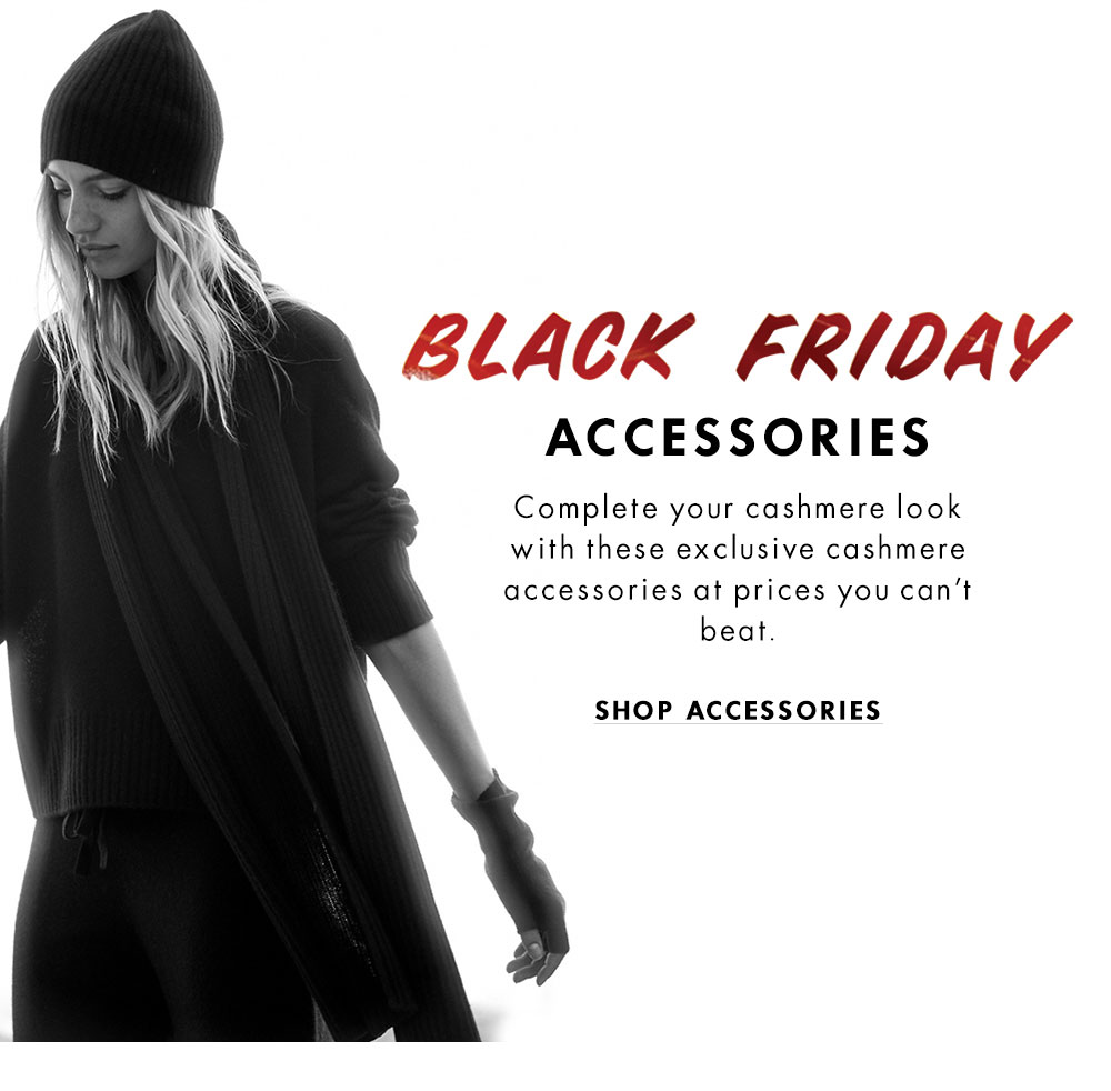 Shop The Black Friday Collection