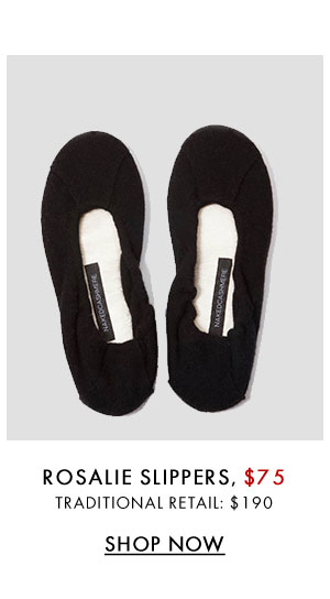 Shop Rosalie Slippers