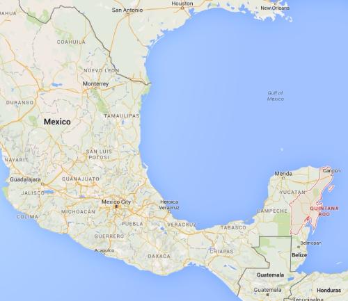 Quintana Roo Region