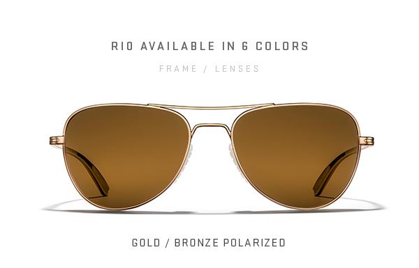 Gold / Bronze Polarized