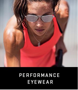 Performance eyewear