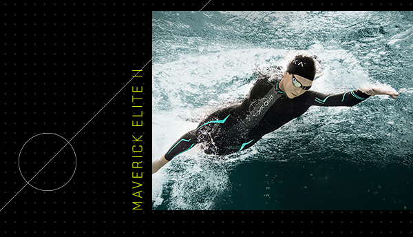 """""""I purchased the first version of the Maverick Pro and it was the best wetsuit I had ever swum in. Now I have the Maverick Pro II and it&squot;s not just a little better... It&squot;s a whole new level of comfort."""" - BAMdrew"""