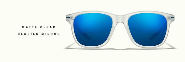 Matte Clear | Glacier Mirror