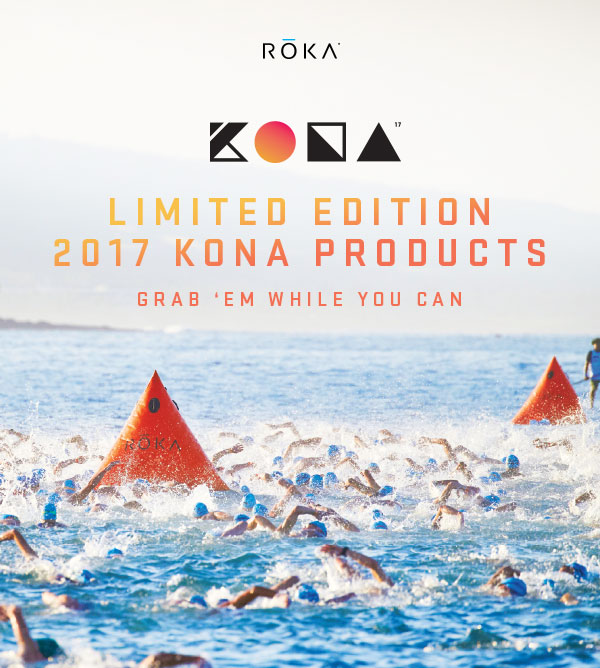 Grab 'em while you can. ROKA x KONA 2017 | Limited Edition Products
