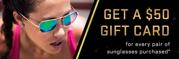 Get a $50 gift card