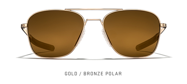 Gold / Bronze Polar