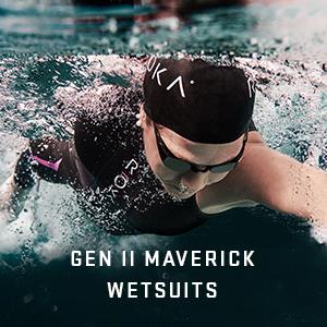 Gen II Maverick Wetsuits
