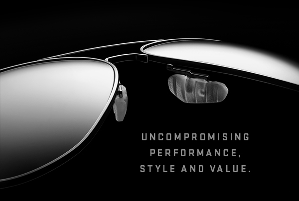 Uncompromising Performance, Style, and Value.