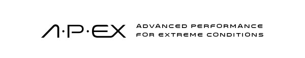 A.P.EX. Advanced Performance for Extreme Conditions.