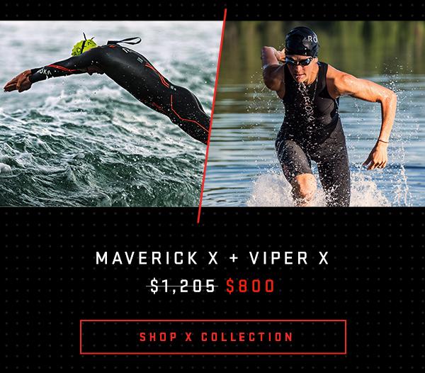 "Crush your ""A"" race. Insane speed and unbeatable savings on every Maverick + Viper bundle through 08/29."