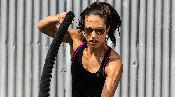 Justine Fedronic Power Ropes