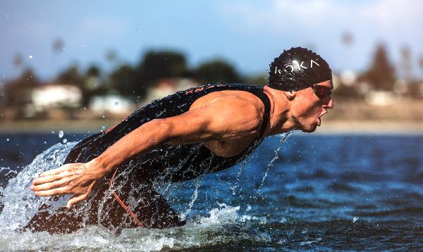Viper swimskin dolphin dive.