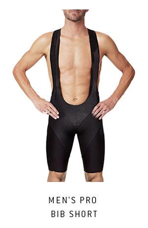 Men's Pro Bib Shorts