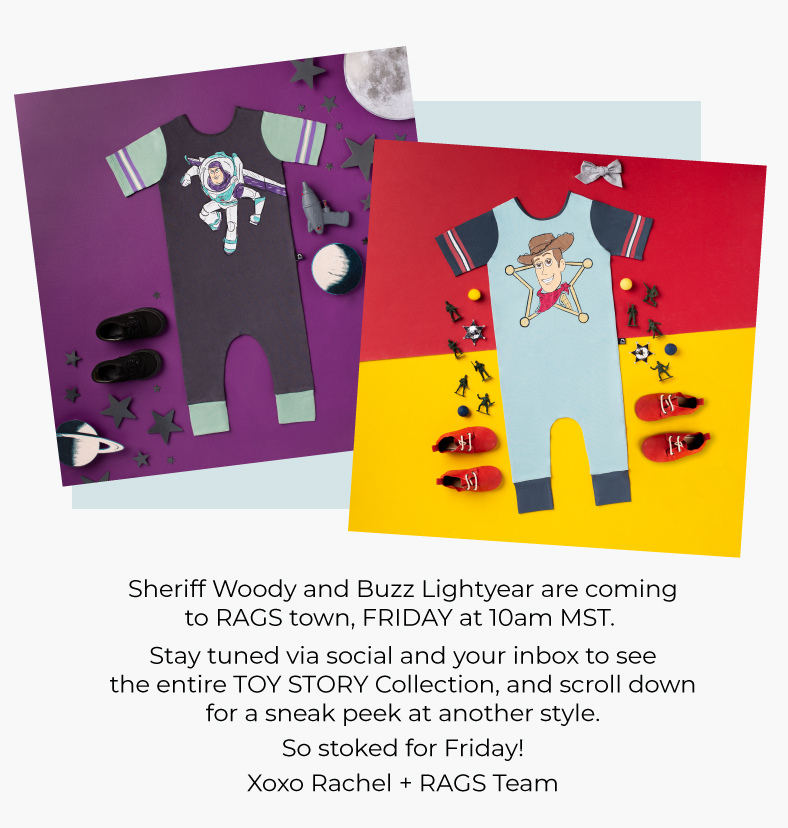 Snag the Toy Story Collection FRIDAY at 10am MST!