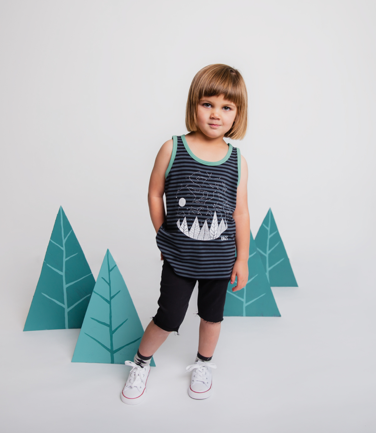 Our tanks have been flying, snag this kids tank 'Starry Night' before it's gone!